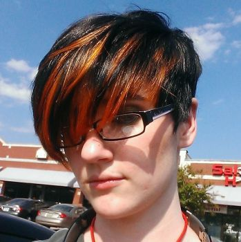 Soo I got my hair done a little over a month ago. by Halotic
