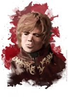 GOT Tyrion by HarukArt