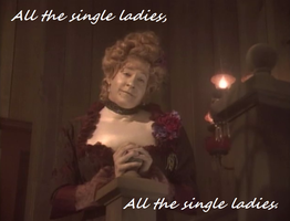 All The Single Ladies by KaptynQerq