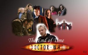 Doctor Who-The End of Time by BadWolf86