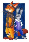 Zootopia/Naruto Crossover (Request) by Alexbee1236