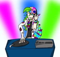DJ Ollives by sheepers