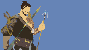 Hanzo from Overwatch by Reverendtundra