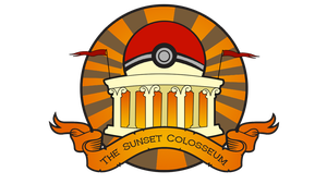The Sunset Colosseum by ButterLux