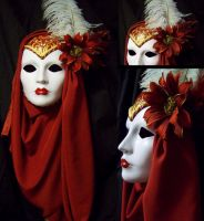 Venetian Mask by TwistedSwans