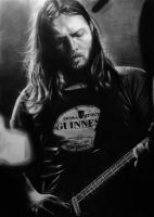 David Gilmour by Musmy94