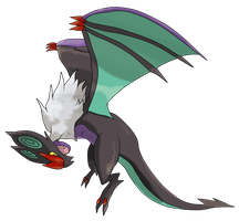 Noivern V3 by TheAngryAron