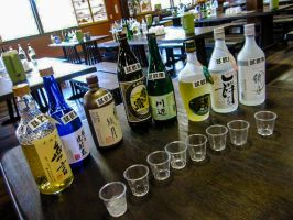 Shochu is Good for the Soul by heART-Werks