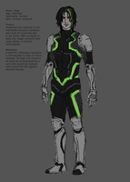 Character Concept: Vega by EvilFuzz