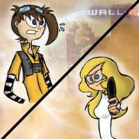 Wall-e by Zeldamusiclover99
