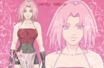Sakura_New Outfit by KittyChrissy