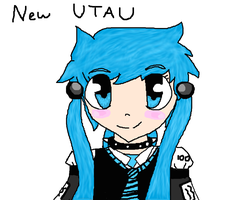 New UTAU by ShinyZorua120