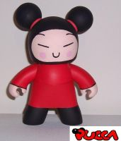 Pucca mighty mugg by Calcifer-Boheme