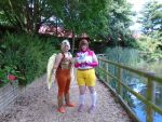 Kitacon 2015 Digimon Group Cosplay 002 by Vande-Bot