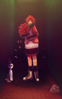 roses by Cyber--Zombie