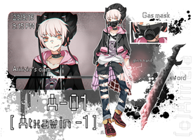 [CLOSED] A-1 / Atxawin -1 [Auction] by aririzia