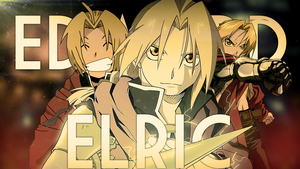 Edward Elric Wallpaper by TheyCallMePinkie