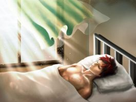 Gaara :: Memory Remains... by low-pony-tail