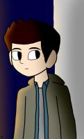 Falling Skies - Hal Mason by bloodbendingyouth14