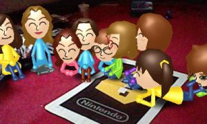 Mii Girls 10 and oh god... by Blazikenpwnsyou