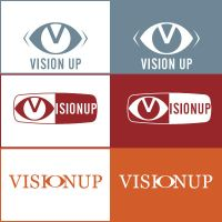 visionup logo by TRIO-3