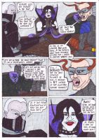 Otherworld Chapter VI Intro: Page 1 by Branded-Curse