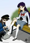 A Good Shine for Rei Hino by ArthurT2015
