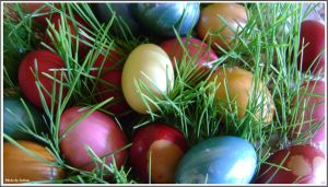 For Easter by Iuliaq