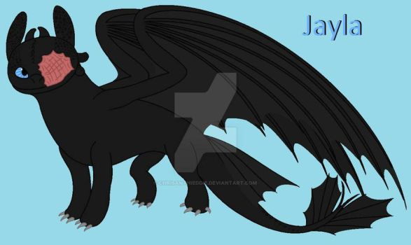 Jayla reference 2017 by Neonwolf2303