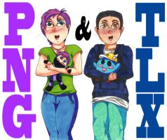 PNG and TLX by purpleninjaGO