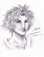 Final Fantasy X~Tidus by samui153
