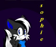 Sophie the Skunk colored by Karlight-Kera-Gatchi