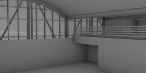 3rd Year 1st Semester Final Rendering - interior by DesireIsComplicated