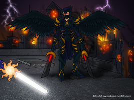 COMM: The Dark Angel by Pyratesque