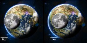 Stereoscopic- Planet by Long-Pham