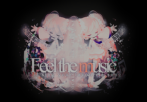 Feel the music by beatoriichee