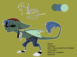 Riley Ref by AzurePhobia