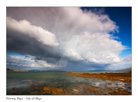 Stormy Skys - Isle of Skye by DL-Photography