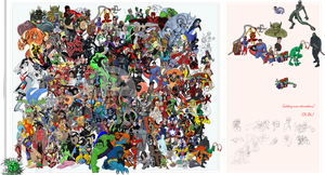 heroes v villains 3 add more characters + add sec by JayMaverick