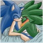 .:Sonic X Jet - Snuggles:. by carriepika