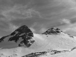 The Woman in the Mountain by padraig13