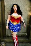Wonder Woman by LuckyGrimCosplay