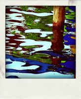 The-waterabstract-poladroid by Rob1962