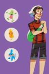 CHOOSE YOUR STARTER [BRENDAN] by reezetto