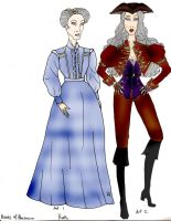 Pirates of Penzance Ruth by Selinelle