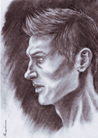 Charcoal - Dean by tupuchan