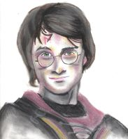 Harry Potter by Lu-Siobhan