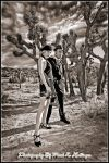Bonnie and Clyde coming storm by Hollinger