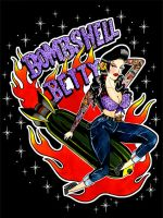 Bombshell Betty by MummysLittleMonster