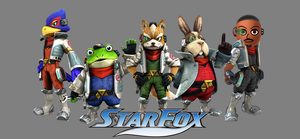 Cyrelle Joins the Star Fox Team.fw by CyrelleSonic18